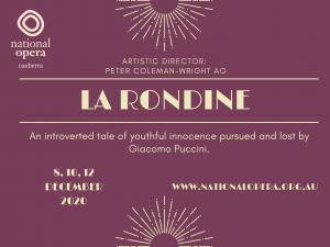 National Opera La Rondine